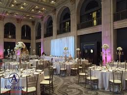 wedding backdrop rental toronto allcargos tent event rentals inc 10 x 10 white sheer pipe