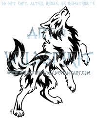 bold howling wolf by wildspiritwolf on deviantart