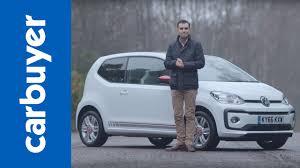 volkswagen up volkswagen up 2017 city car review carbuyer youtube