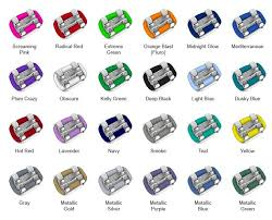 What Colors Do You Wash Together - the 25 best braces colors ideas on pinterest nail color