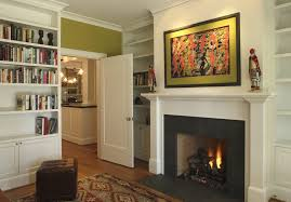 Wood Fireplace Surround Kits by Portland Fireplace Surround Kits Living Room Contemporary With