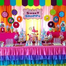 candyland party supplies candyland party theme decorations best sweet prom images on