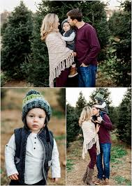 christmas tree farm family portraits the hoffmans baltimore