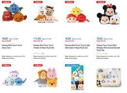 Frozen Storybook Collection Walmart Tsum Tsum Central