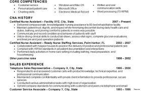 cna resumes exles cna charting exles cna resume exles 2013 with no experience