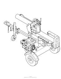 Sears Hydraulic Jack Parts by Mtd 24bg57m1799 247 776611 2012 Parts Diagrams