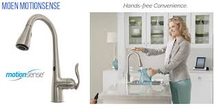moen motionsense kitchen faucet moen faucets showers for your kitchen and bathroom faucetdepot