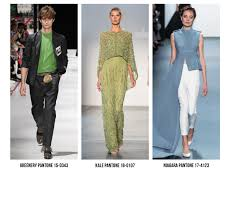 pantone fashion trend color report 2017 fashion scoop