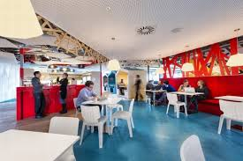 Google Office Dublin Google Ireland Office By Camenzind Evolution Dublin Retail