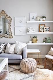 living room white living room decor wooden table modern sofa
