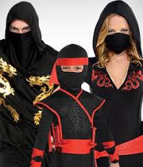 Ninja Halloween Costume Boys Group Halloween Costumes Group Costumes Party Canada