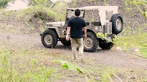 willys jeep off road jeep willys 1944 indonesia willys offroad youtube