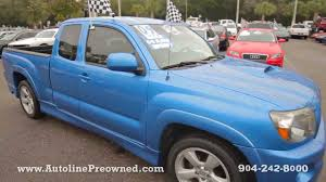 find used toyota tacoma autoline s 2009 toyota tacoma x runner walk around review test