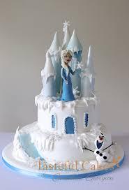 tasteful cakes christina georgiou frozen birthday cake u2013 elsa