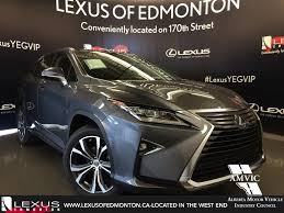 lexus canada factory 2016 grey lexus rx 350 awd executive walkaround review east