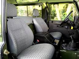 land rover defender interior back seat for sale u2013 1992 lhd defender 90 200tdi second daily classics