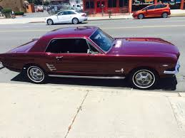 Blue And Black Mustang Seller Of Classic Cars 1966 Ford Mustang Baby Blue Black