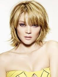 hairstyles for thick hair and heart face bob haircuts for thick hair 2016 fashdea