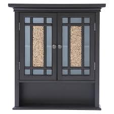 bathroom enchanting bathroom wall cabinets with mosaic brown