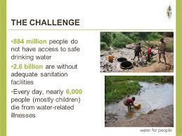 Is The Water Challenge Safe The Vision Our Vision Is A World Where All Access To