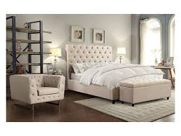 Bedroom Furniture Chesterfield Diamond Sofa Chesterfield Queen Bed Red Knot Upholstered Beds