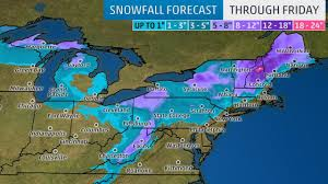 Map Of The New England States by Weather Center Pure Situation Room