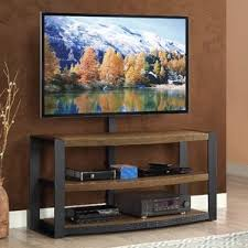 Wall Mount Tv Stand With Shelves by Flat Panel Mount Tv Stands You U0027ll Love Wayfair