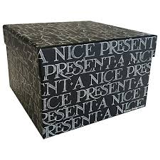 where to buy present boxes buy bridgewater present large gift box online at