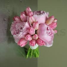 wedding flowers ottawa pink peony and tulip wedding bouquet w flowers ottawa