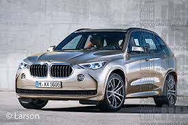 2019 bmw x5 rendering shows an edgy design