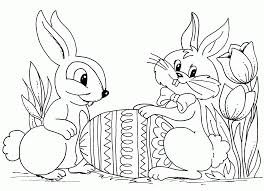 spongebob easter bunny coloring page coloring home