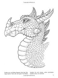 258 dragon images coloring books dragon