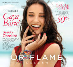 Katalog Oriflame Januari 2017 Promo Optimals White Radiance Skin Set