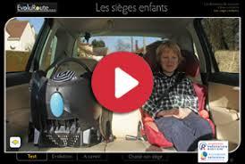 prevention routiere siege auto choisir siège enfant apr