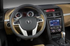 2008 pontiac g8 u2013 official press release and image gallery
