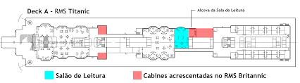 Titanic Floor Plan by Rms Titanic U2013 Titânicos Em Ação