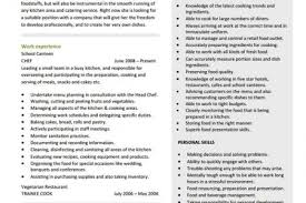 Cook Resume Sample Pdf by Chef Resume Example Entry Level Reentrycorps
