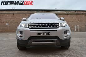 wrapped range rover evoque range rover evoque pure sd4 review performancedrive