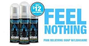 nothing relieving soap h2ocean