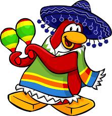 cartoon cinco de mayo image cinco de mayo penguin png club penguin wiki fandom