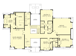 Thehousedesigners by Meydenbauer 1629 5 Bedrooms And 4 Baths The House Designers
