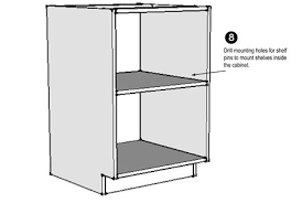 How To Make A Kitchen Cabinet by Home Dzine Kitchen Easy Diy Kitchen Cabinet Repairs