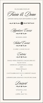menu templates for weddings buddhist hindu wedding menu cards indian menu card designs fusion