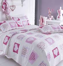 Girls Patchwork Bedding by Childrens Bed Linen From Linen Lace And Patchwork