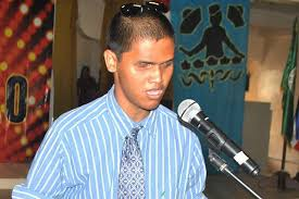 blind singer tops talent competition for pwds nation news the