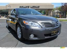 2011 toyota xle for sale 2011 toyota camry xle v6 in magnetic gray metallic 124742