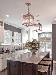 Vintage Pendant Lights For Kitchens Copper Pendant Lights Kitchen Antique Lighting Ideas
