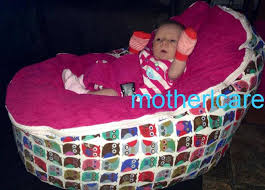 2018 portable baby bean bag seat new kids toddler fashion owl