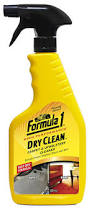 Solvent Based Cleaner For Upholstery Amazon Com Northern Labs Formula 1 Dry Clean Carpet And