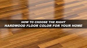 how to choose color of kitchen floor how to choose the right hardwood floor color for your home